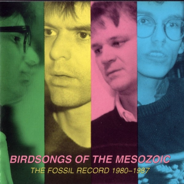 Birdsongs of the Mesozoic — The Fossil Record 1980-1987