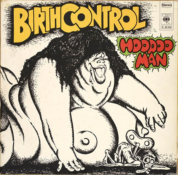 Birth Control — Hoodoo Man