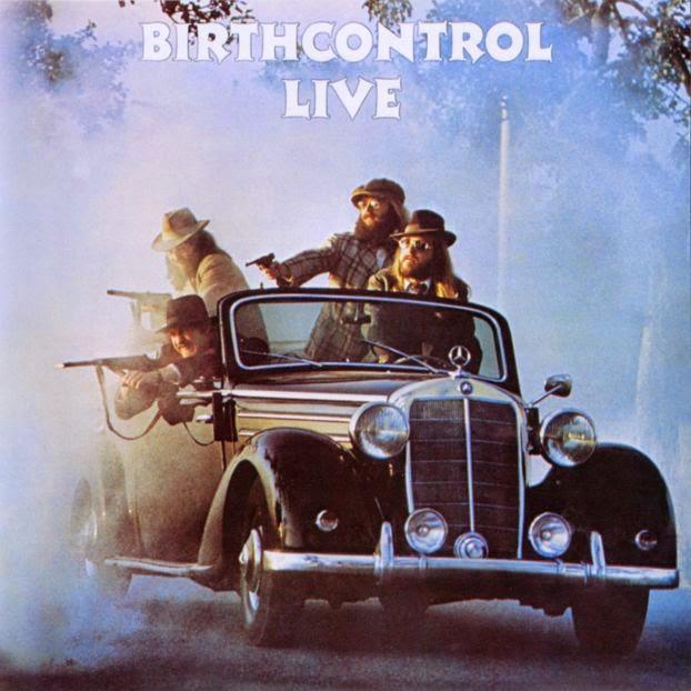 Birth Control — Live