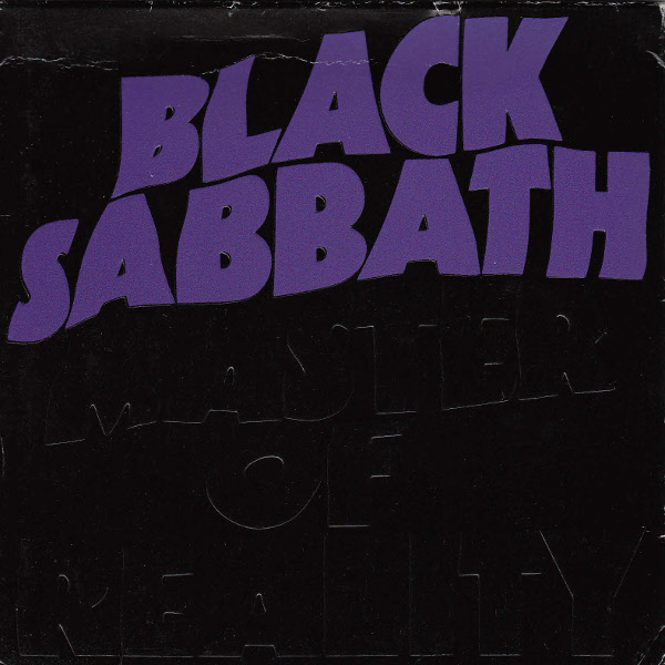 Black Sabbath — Master of Reality