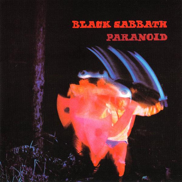 Black Sabbath — Paranoid