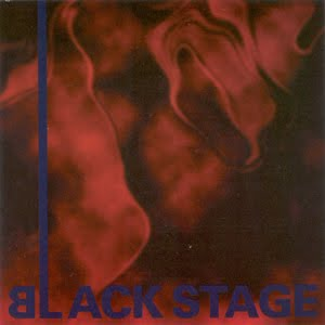 Black Stage Cover art