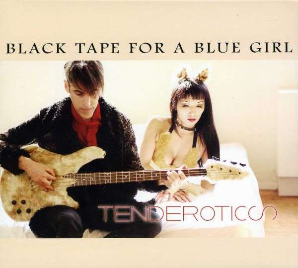 Tenderotics Cover art