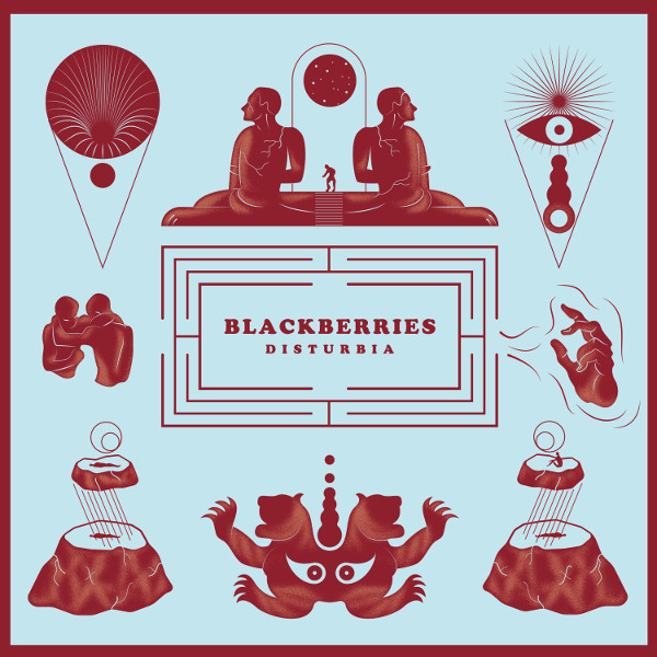 Blackberries — Disturbia