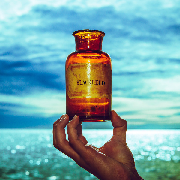 Blackfield V Cover art