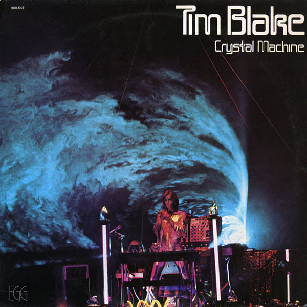 Tim Blake — Crystal Machine