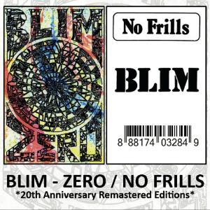 Zero / No Frills Cover art