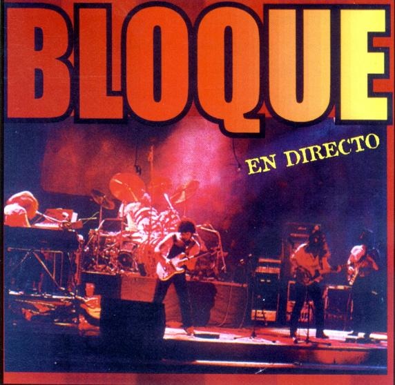 Bloque — Directo en Revolver