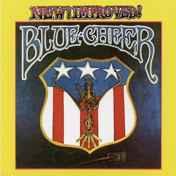 Blue Cheer — New! Improved!