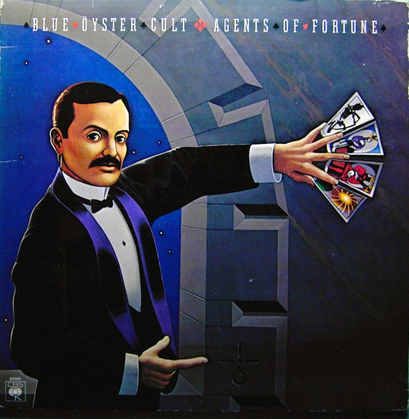 Blue Öyster Cult — Agents of Fortune
