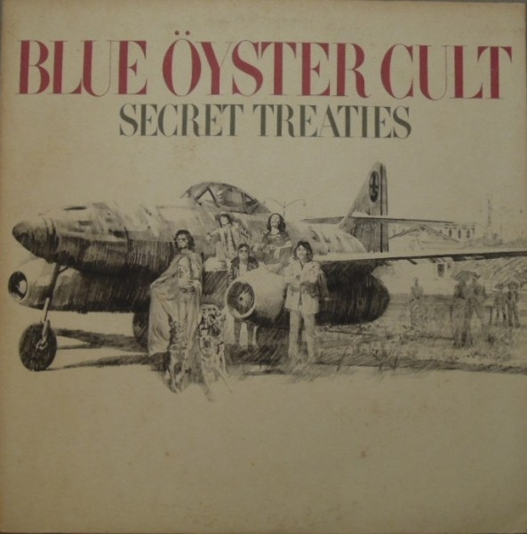 Secret Treaties Cover art