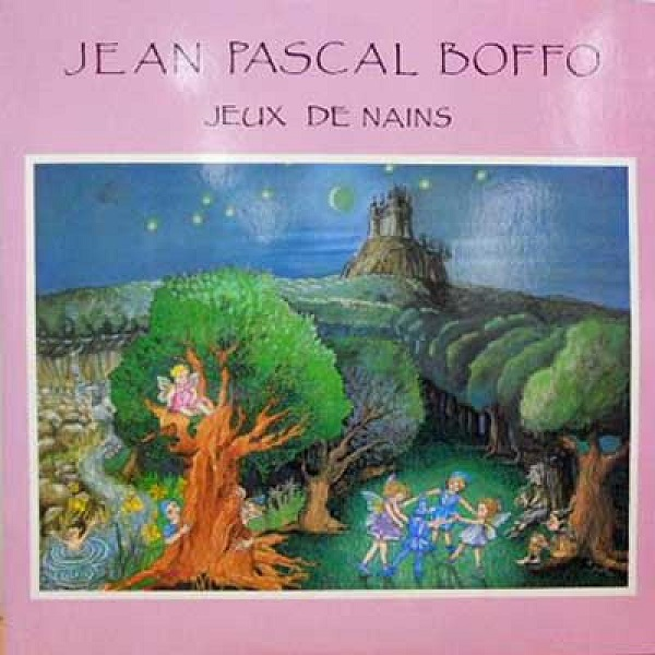 Jeux de Nains Cover art