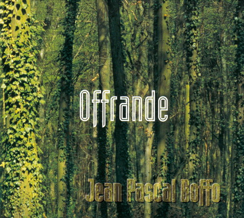 Jean-Pascal Boffo — Offrande