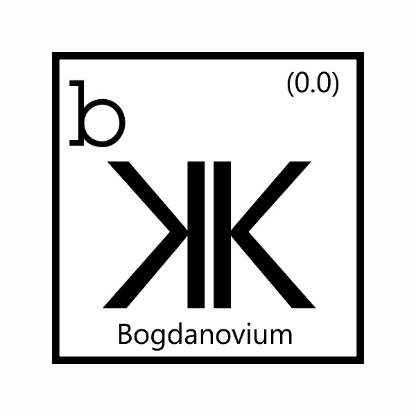 Bogdanovium Cover art