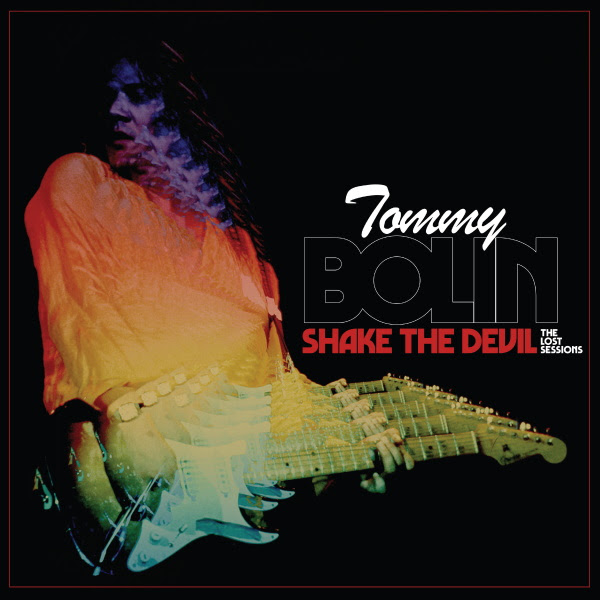 Tommy Bolin — Shake the Devil - The Lost Sessions