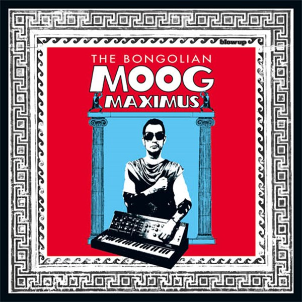 Moog Maximus Cover art