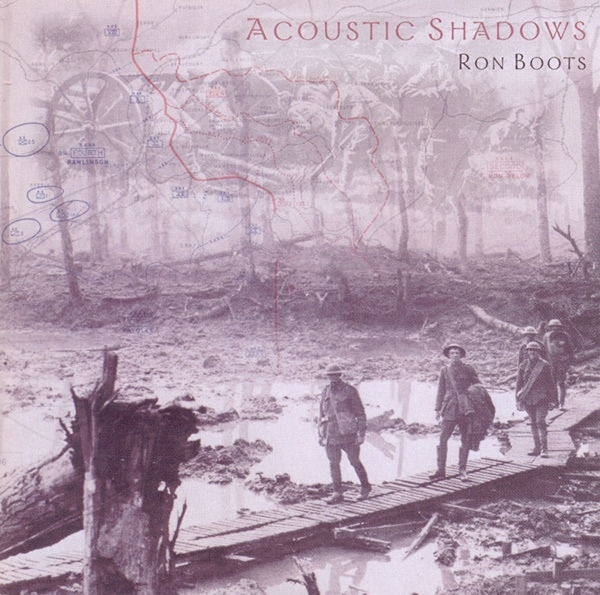 Acoustic Shadows Cover art