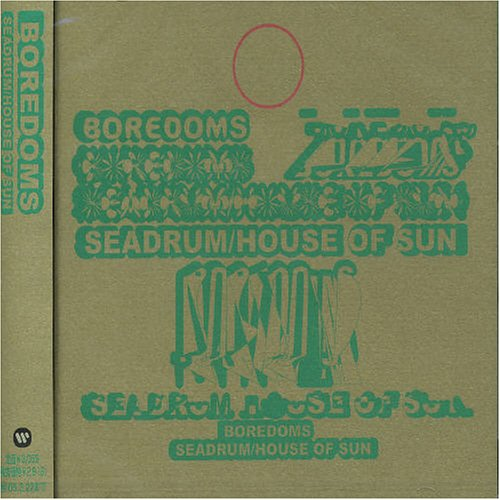 Boredoms — Seadrum / House of Sun
