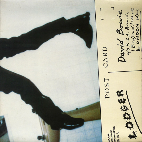 David Bowie — Lodger