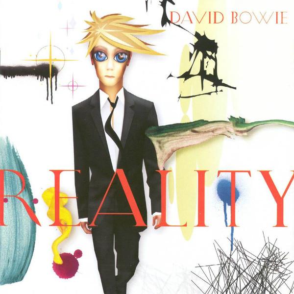 David Bowie — Reality
