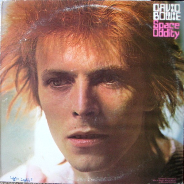 David Bowie — David Bowie (AKA Space Oddity)