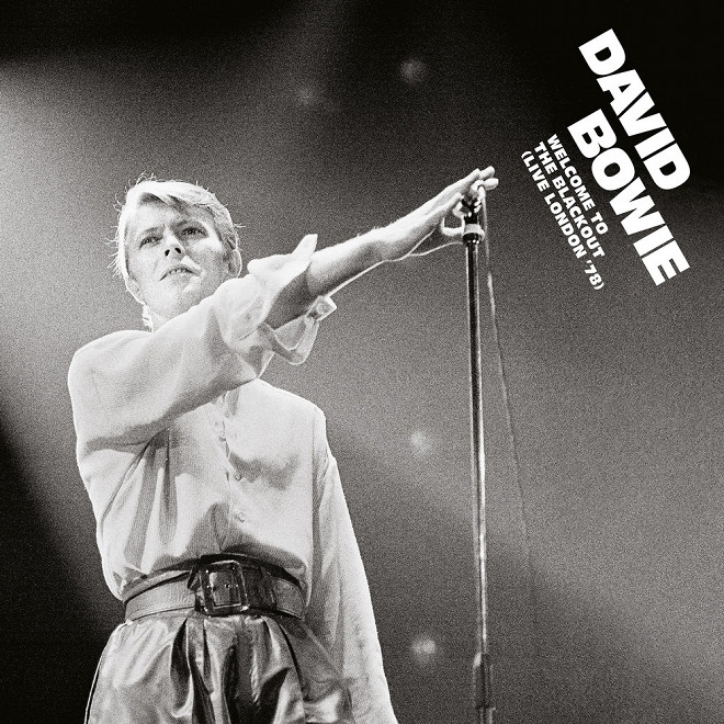 David Bowie — Welcome to the Blackout (Live London '78)