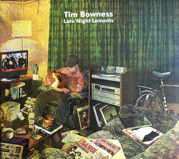 Tim Bowness — Late Night Laments