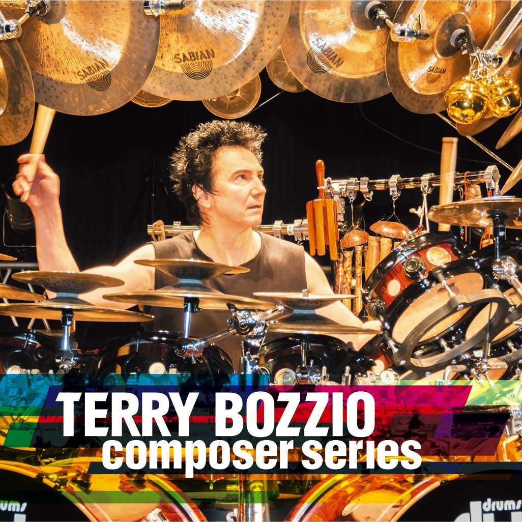 Terry Bozzio — Composer Series