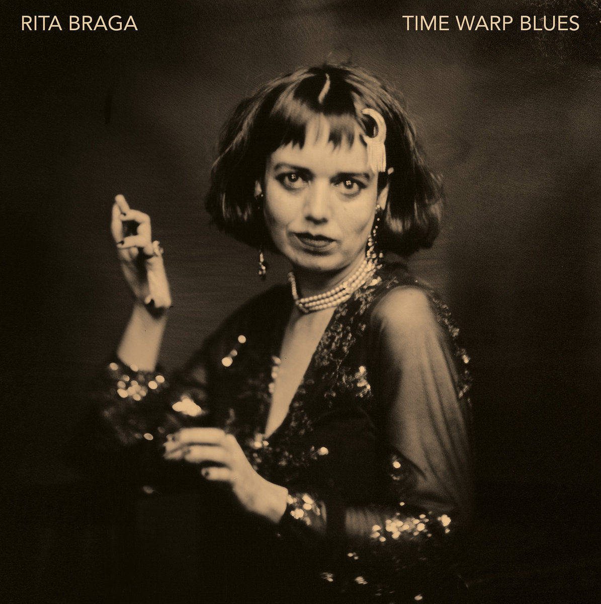Time Warp Blues Cover art