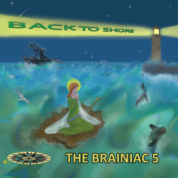 Back to Shore Cover art