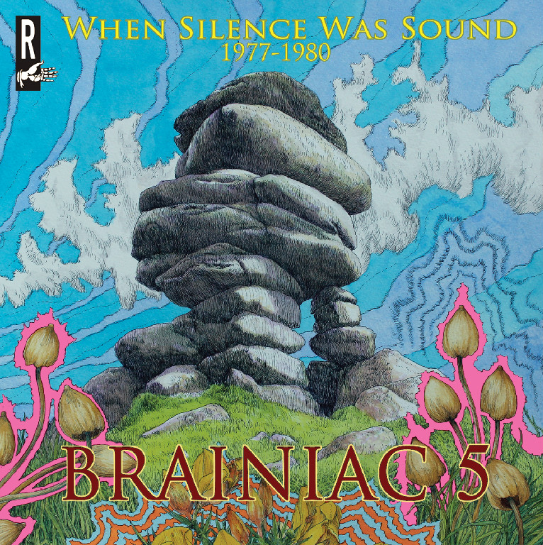 When Silence Was Sound Cover art