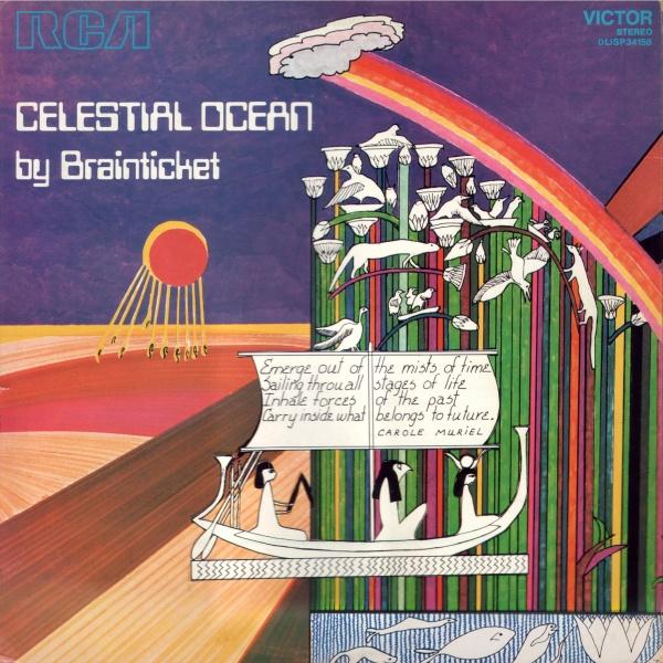 Brainticket  — Celestial Ocean