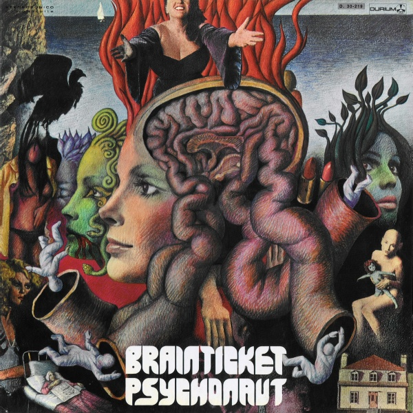 Brainticket  — Psychonaut