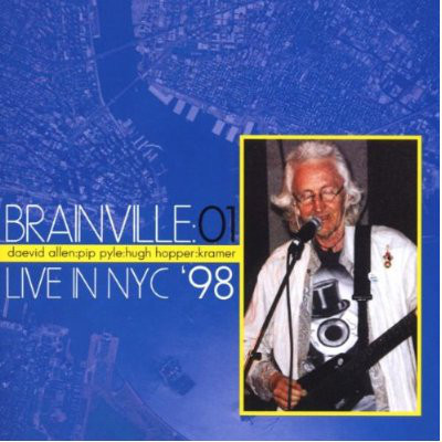Brainville — Live in NYC '98