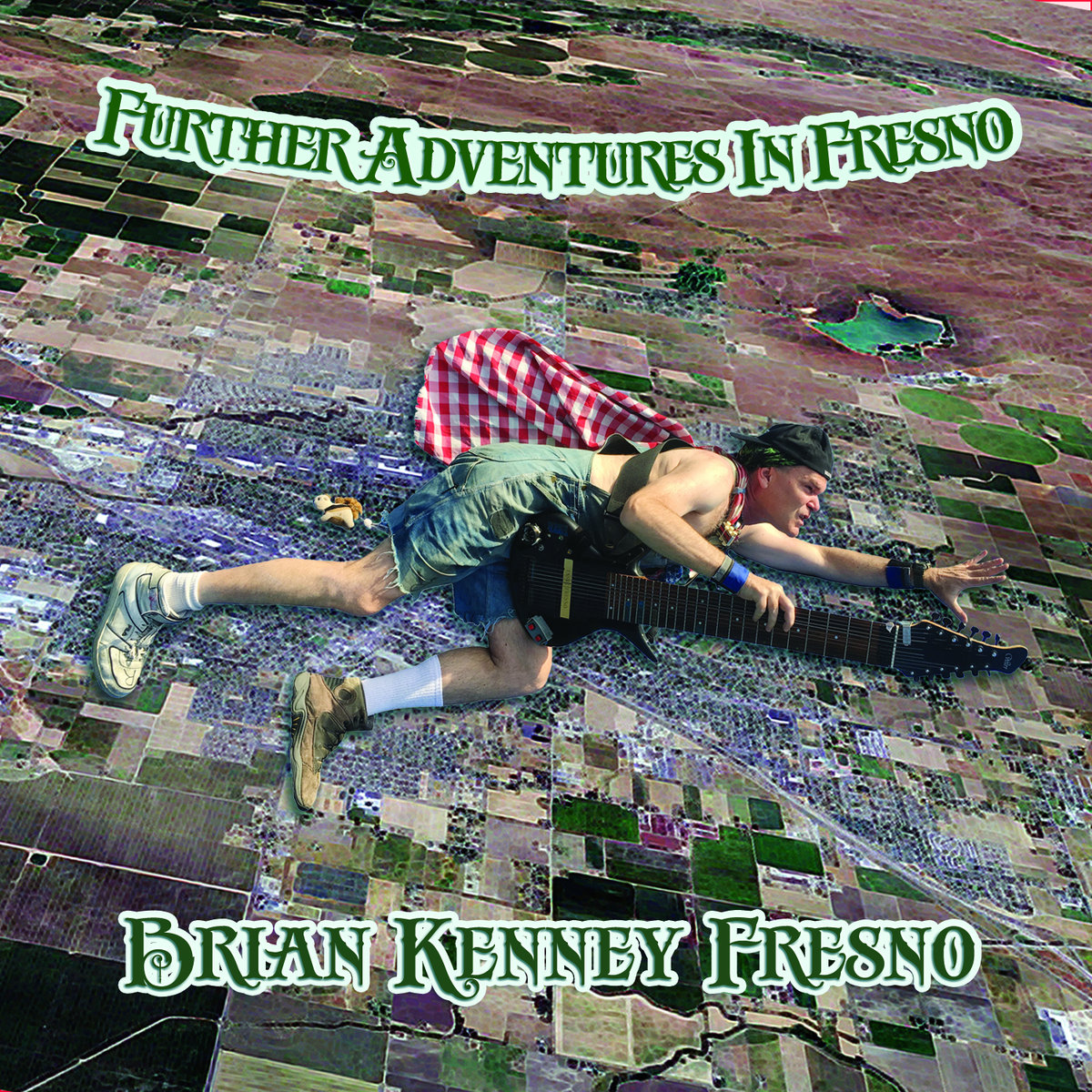 Further Adventures in Fresno Cover art