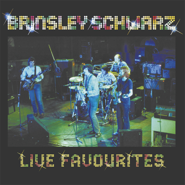 Live Favourites Cover art