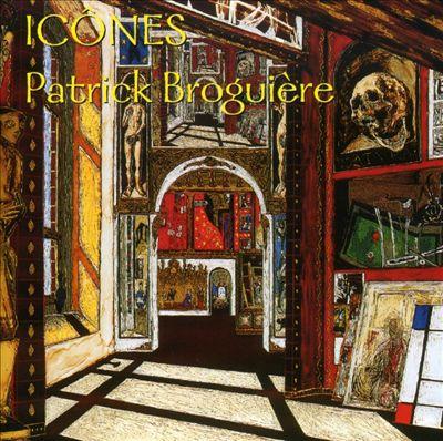 Patrick Broguière — Icones