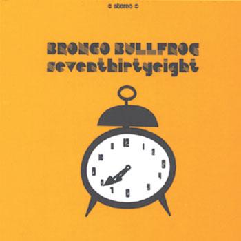 Bronco Bullfrog — Seventhirtyeight