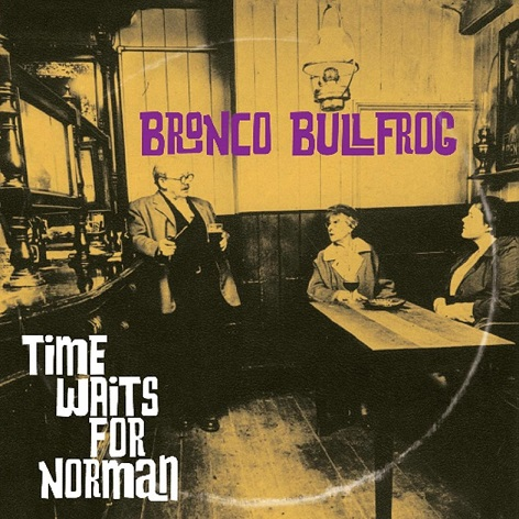 Time Waits for Norman Cover art