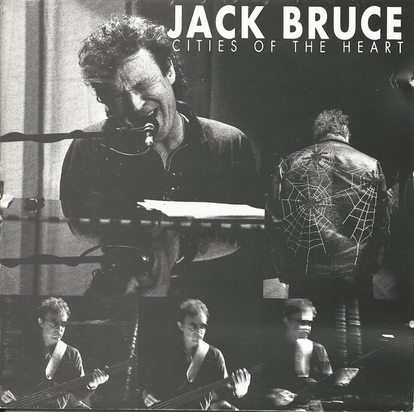 Jack Bruce — Cities of the Heart