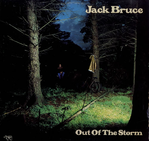 Jack Bruce — Out of the Storm