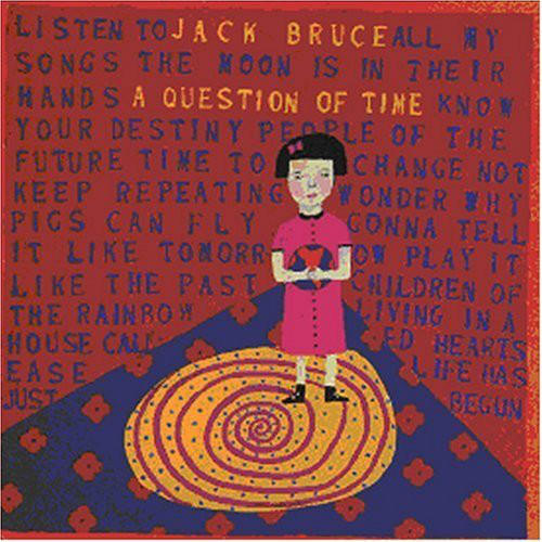 Jack Bruce — A Question of Time