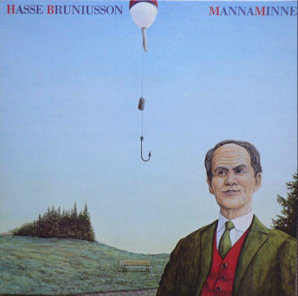 Hasse Bruniusson — Mannaminne