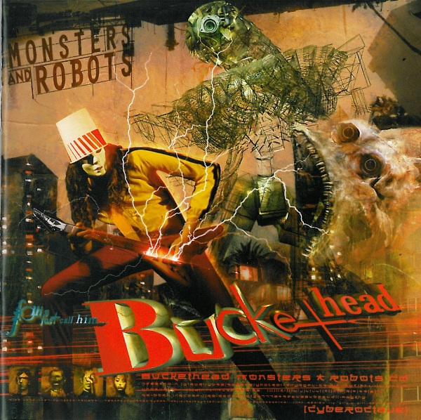 Buckethead  — Monsters and Robots
