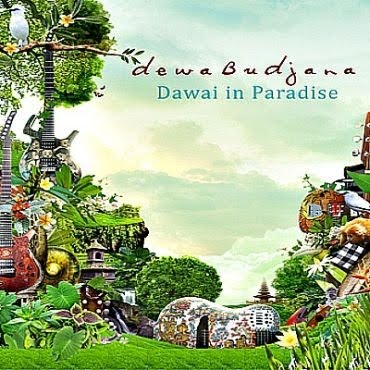 Dawai in Paradise Cover art