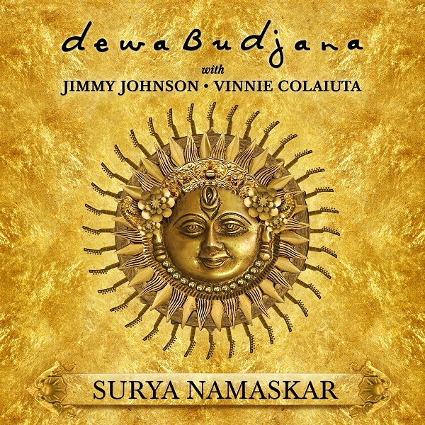 Surya Namaskar Cover art