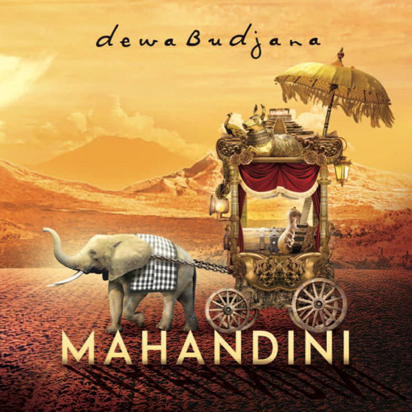 Mahandini Cover art