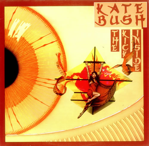 Kate Bush — The Kick Inside