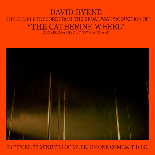David Byrne — The Complete Score from the Broadway Production of