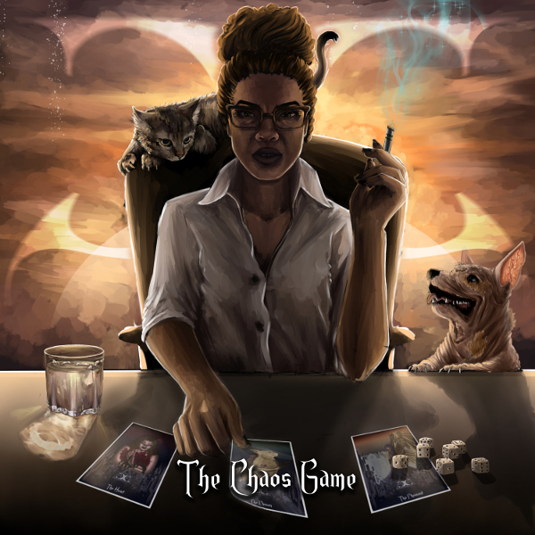 The Chaos Game Cover art